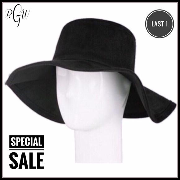⬇️Final Sale Awesome Suede Floppy Hat fdcbb2a7ffc